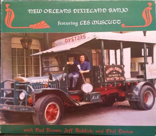 Продам: LP.New Orleans Dixieland Banjo -1966