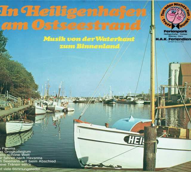 Продам: LP.In Heiligenhafen Am Ostseestrand-1976
