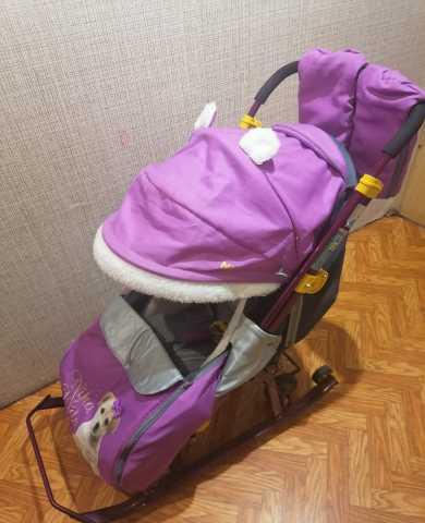 Продам: Санки-коляска