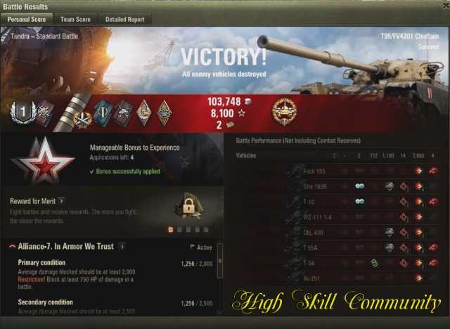 Предложение: World of Tanks Boost Отметки на танках