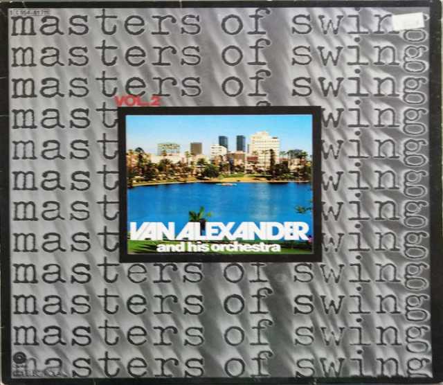 Продам: LP.Van Alexander And His Orchestra-1978