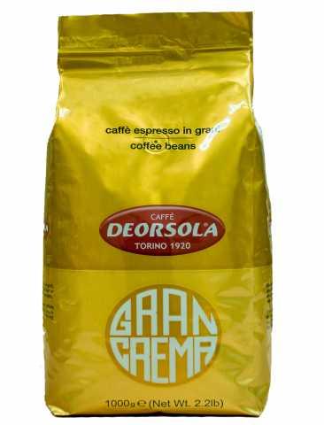 Продам: Зерновой кофе Deorsola Grand Crema