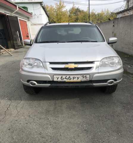Продам: Chevrolet Niva, 2012