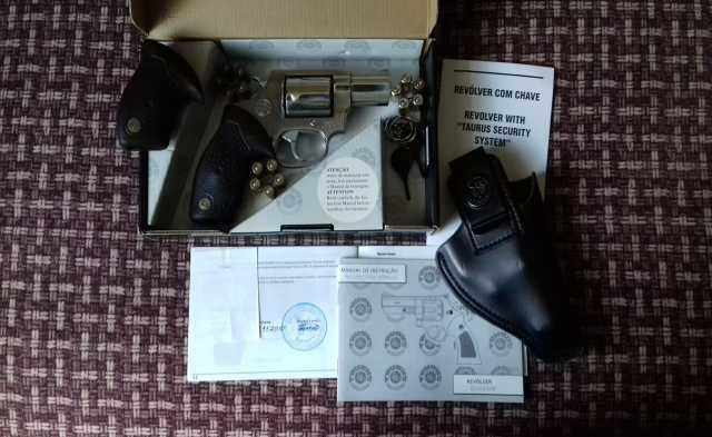 Продам: Taurus Lom-13 в нержавейке