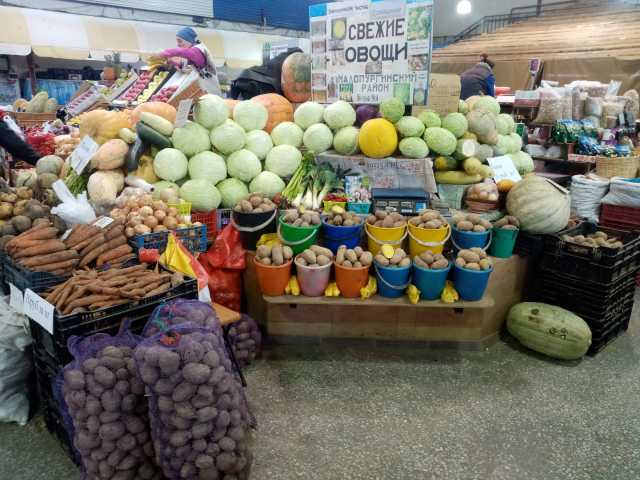 Продам: Овощи от Удмуртского Фермера