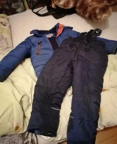 Отдам даром: зимнийкостюм на мал. 6-7лет,вышлю почто