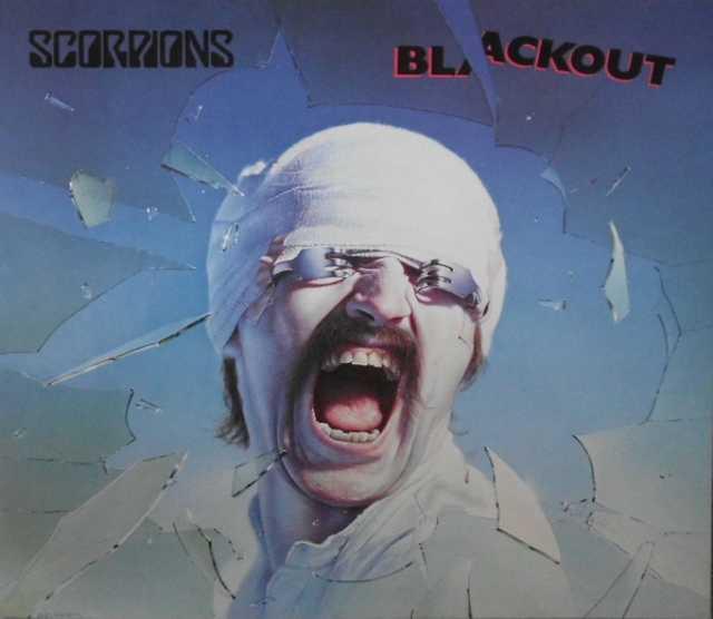 Продам: LP.Scorpions – Blackout-1982/85