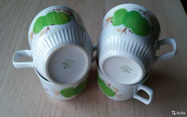 Продам: чайные чашки