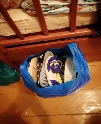 Отдам даром: обувь на мальчика с 1до 6,вышлю почтой