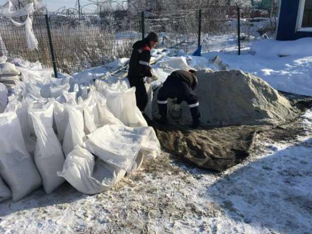 Продам: Соль техническая в мешках по 50 кг в СПб
