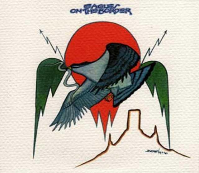 Продам: LP.Eagles – On The Border - 1974