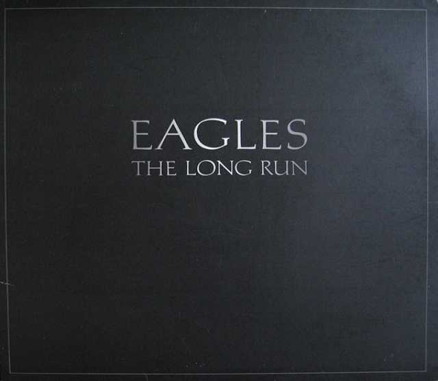 Продам: LP.Eagles – The Long Run - 1979