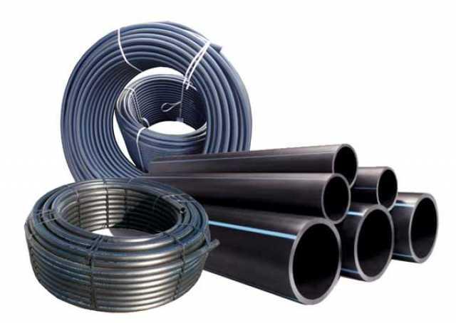 Продам: Труба ПЭ/ПНД для воды/газа/канализации