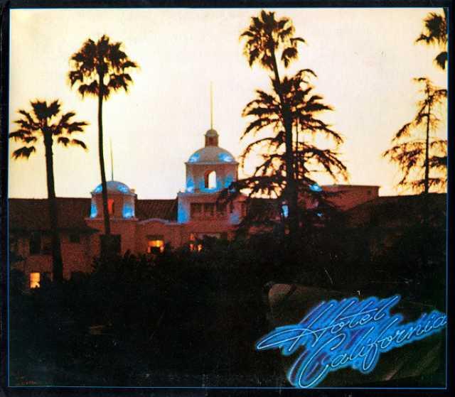 Продам: LP.Eagles – Hotel California - 1976