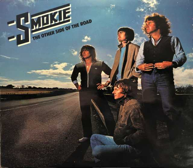 Продам: LP.Smokie-The Other Side Of The Road-79