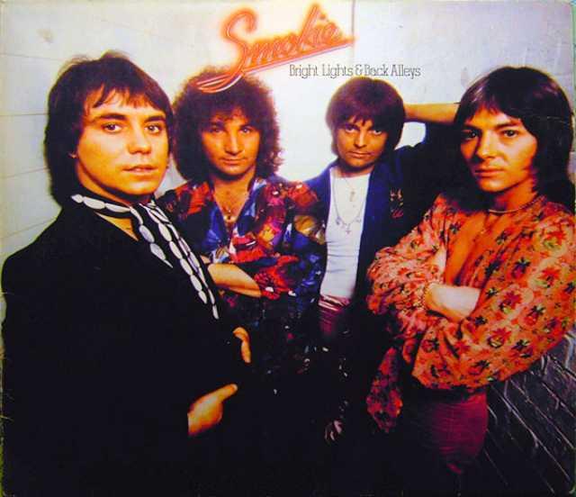 Продам: LP.Smokie-Bright Lights & Back Alleys-77