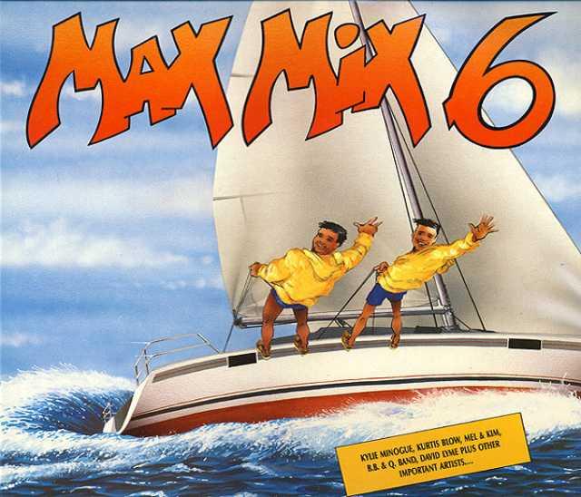 Продам: LP.Various – Max Mix 6 - 1988