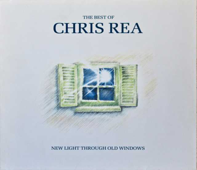 Продам: LP.Chris Rea-New Light Through Old-1988