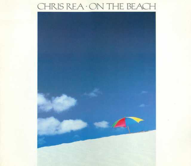 Продам: LP.Chris Rea – On The Beach - 1986