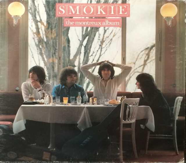 Продам: LP.Smokie – The Montreux Album - 1978