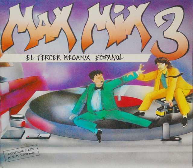 Продам: 2LP.Various – Max Mix 3 - 1986