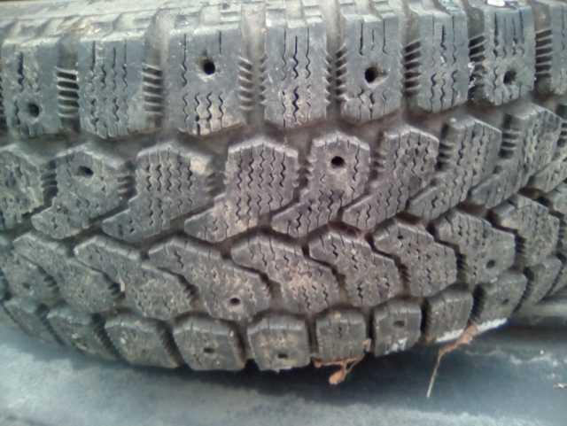 Продам: одна зимняя шина 195/65 R-15