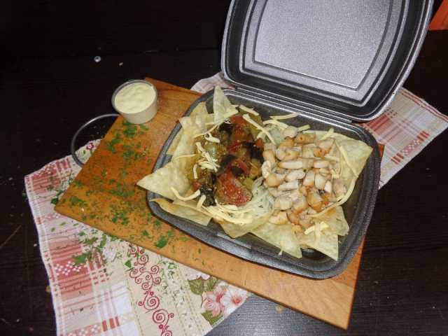 Предложение: Мексиканский ресторан