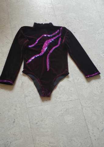 Продам: купальник для занятий художеств гимнаст
