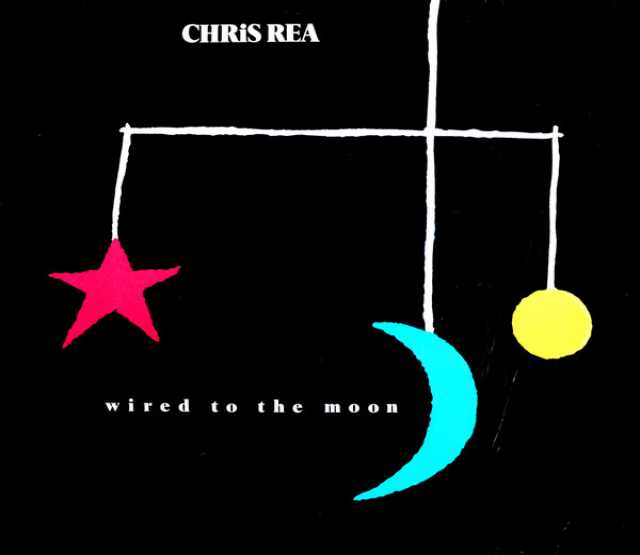 Продам: LP.Chris Rea ‎– Wired To The Moon - 1984