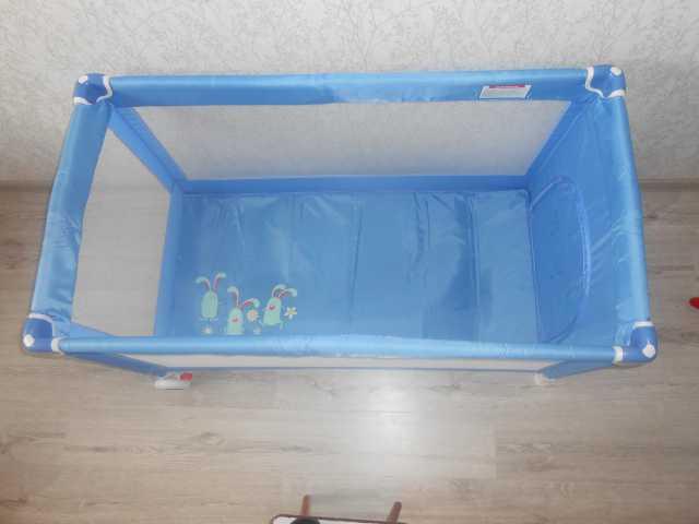 Продам: Детский манеж-кровать SIMPLE (Mille)