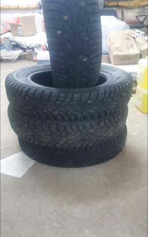Продам: шины шипованные зимние gislaved