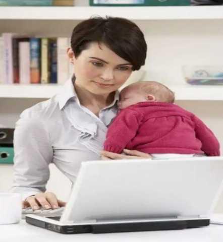 Вакансия: Доп. заработок для мам в декрете