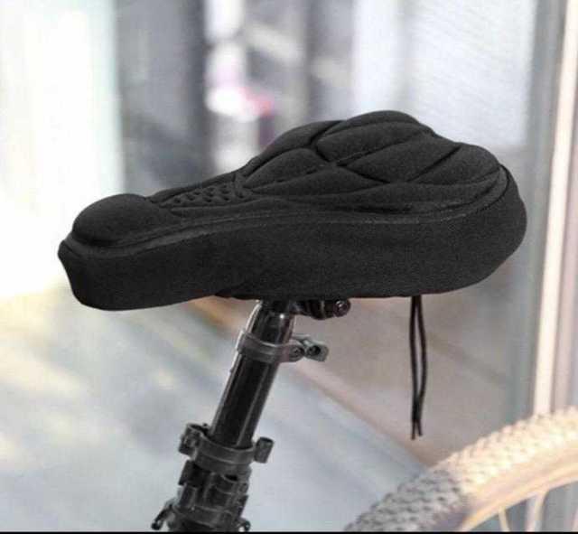 Продам: Подушка седло чехол на велосипед
