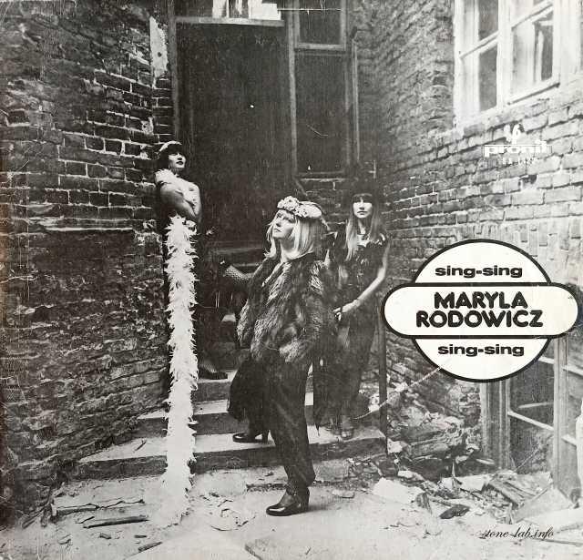 Продам: Maryla Rodowicz Sing-Sing LP (Подробнее