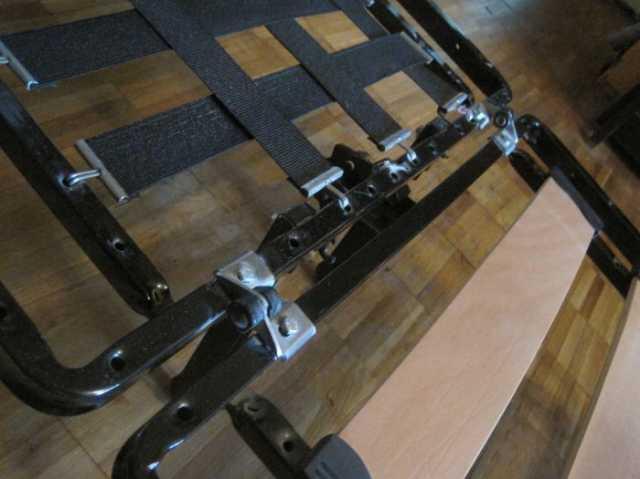 Продам: раскладной сборный каркас кресла-кровати