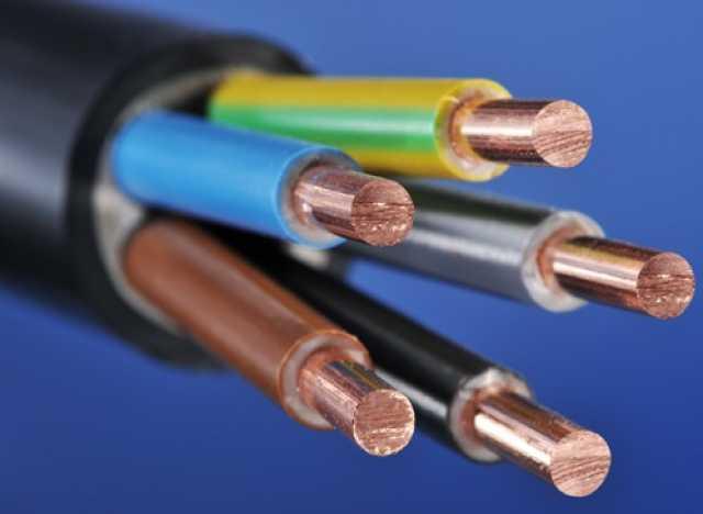 Куплю: кабель провод с монтажа