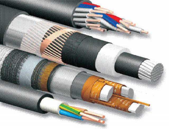 Куплю: кабель провод, складские остатки