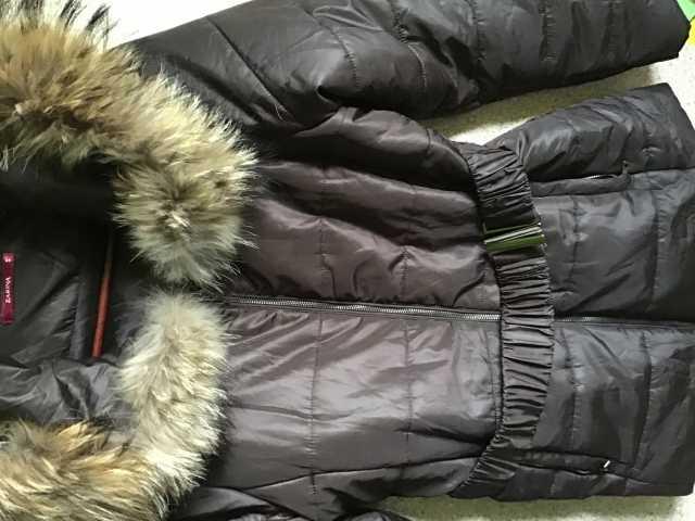 Продам: Куртка удлиненная р.48