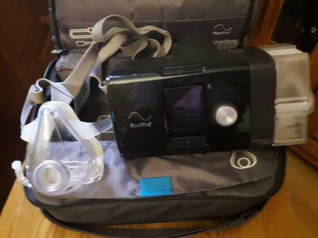 Продам: СИПАП аппарат для терапии сна – комплект