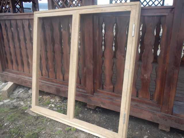 Продам: окна из массива дуба