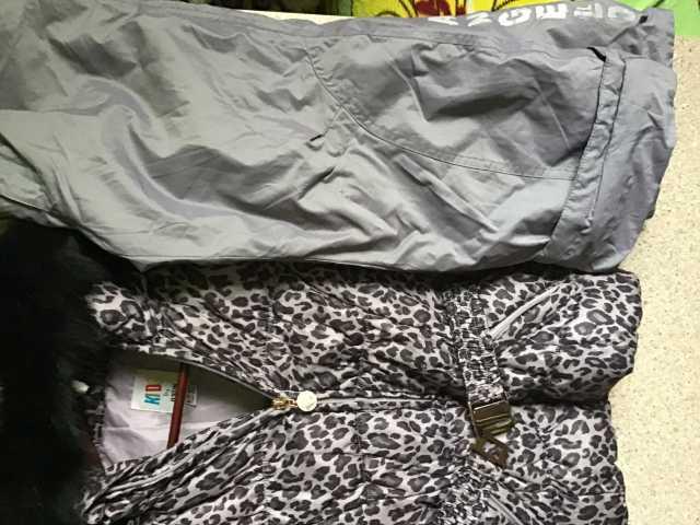 Продам: Куртка+ Подукомбинезонн на 6/7 лет