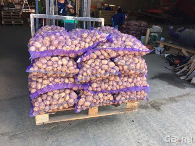 Продам: Картофель картошка с доставкой