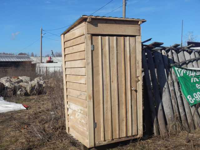 Продам: Туалет уличный
