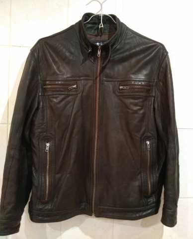 Продам: Куртка TOTOGroup. Демисезон. Кожа