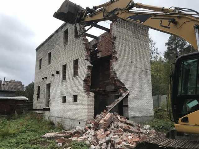 Предложение: Демонтаж,разборка,снос домов,стенок в кв
