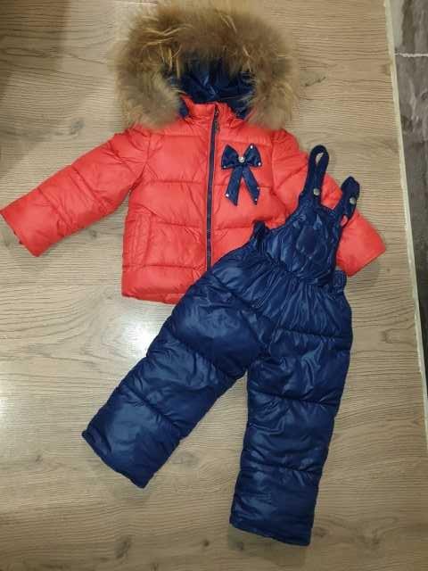 Продам: Зимний костюм для девочки р 74-86