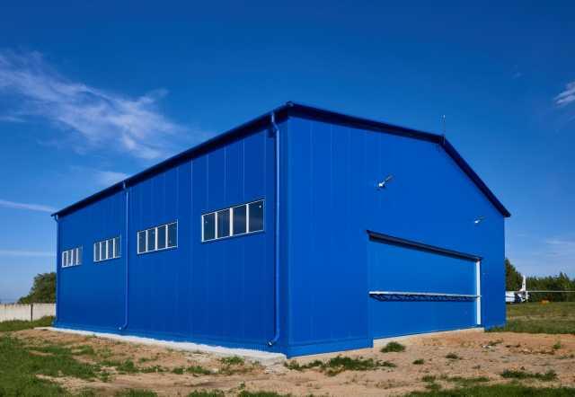Предложение: Быстровозводимые здания ангары, склады