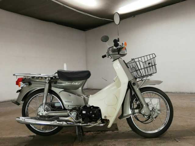 Продам: Мотоцикл дорожный Honda Super Cub Custom