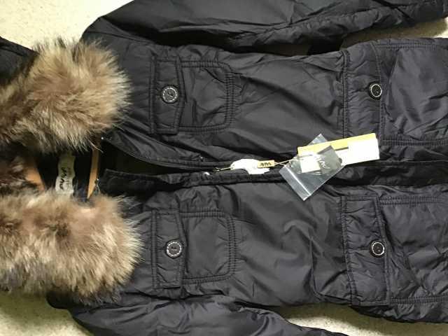 Продам: Куртка новая тёплая р.42/44(S)