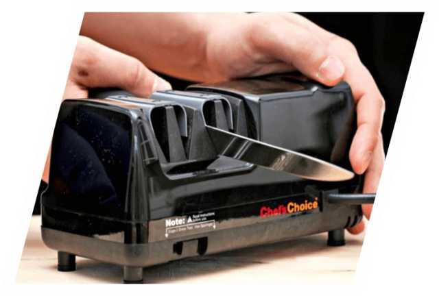 Продам: Электрическая точилка для ножей Новая